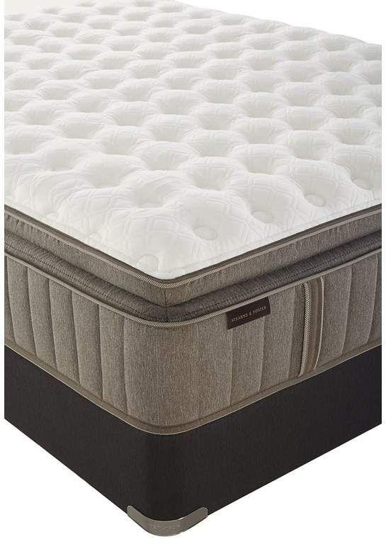 King Mattress Topper, Plush Pillow Top