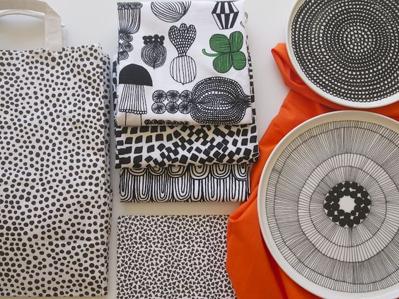 MAMMA Tamo: Marimekko in the house!