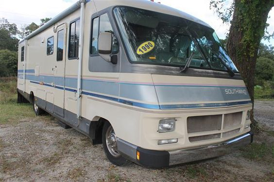 1990 Fleetwood Southwind 33 for sale  - Dover, FL   RVT.com Classifieds