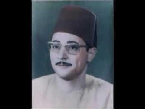 المرحوم الشيخ شكري حسن البرعي 1929 1982 مصري والتلاوة من سورة