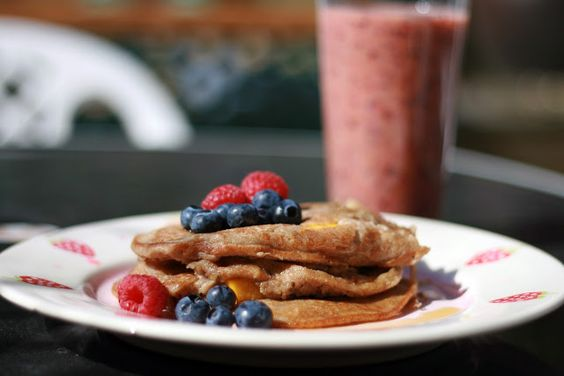Mango, Pancakes and Vegans on Pinterest
