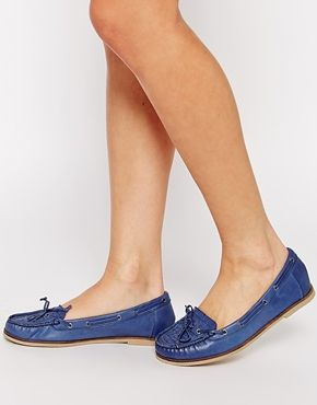 ASOS LEGENDARY Leather Loafers