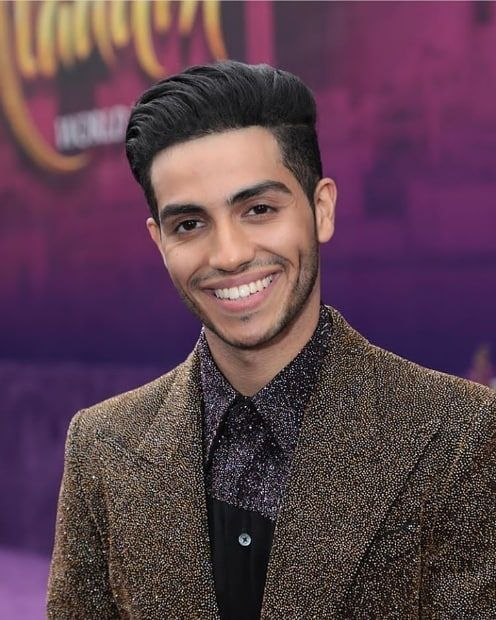 Mena Massoud The Actor Who Played Aladdin From Disney S Live
