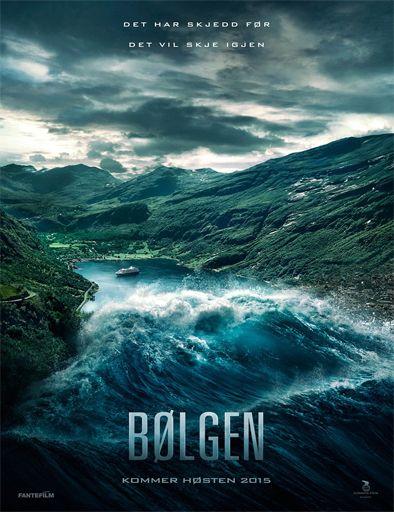Poster de Bølgen (The Wave)