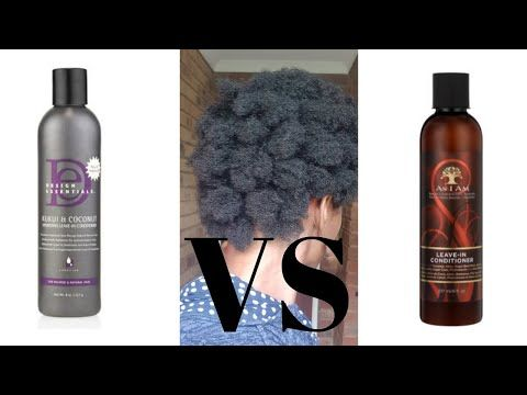 Best Natural 4c Hair Leave In Conditioner Asiam Vs Design Essentials South African Youtuber Design Essentials Leave In Conditioner Natural Hair Enthusiast