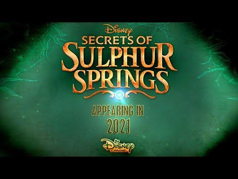Ghost Stories Teaser Secrets Of Sulphur Springs Disney Channel Youtube Sulphur Springs Disney Channel Disney Secrets