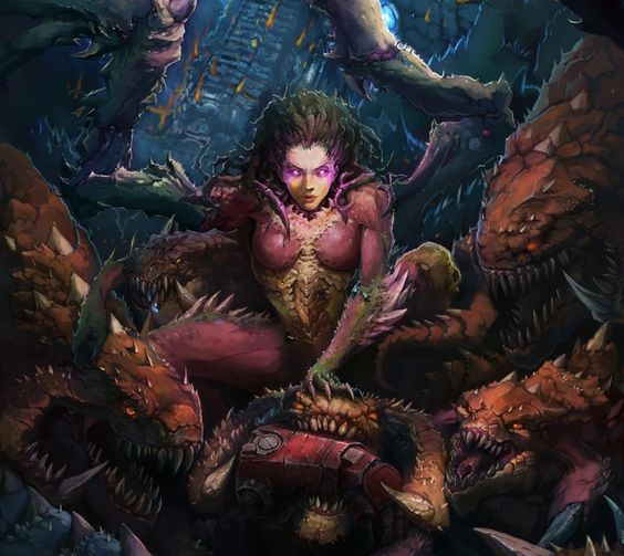 kerrigan legacy of the void ending relationship