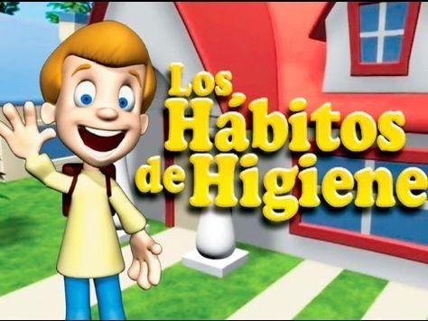 Los Habitos De Higiene Habitos De Higiene Habitos De Higiene Personal Higiene Niños