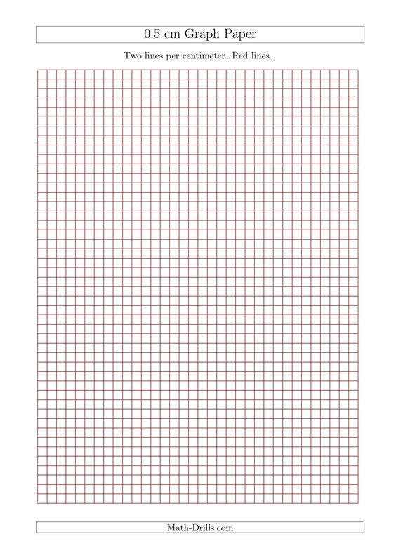 New A4 sizes with Imperial measurements like this one 1\/4 Inch - cartesian graph paper