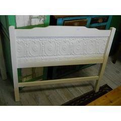 HEADBOARD WITH PRESSED CEILING PANELS for R750.00