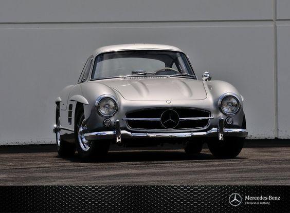 Mercedes-Benz 300 SL (W198)