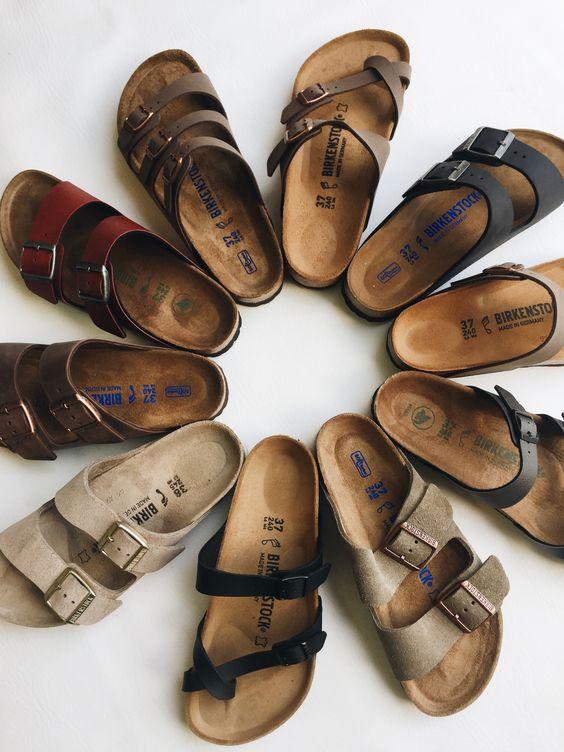 Enter to win a free pair of Birkenstocks on Instagram @shoegalleryonline #shopthesg