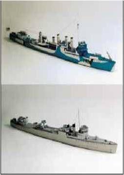 HMS Campbelltown Modifications