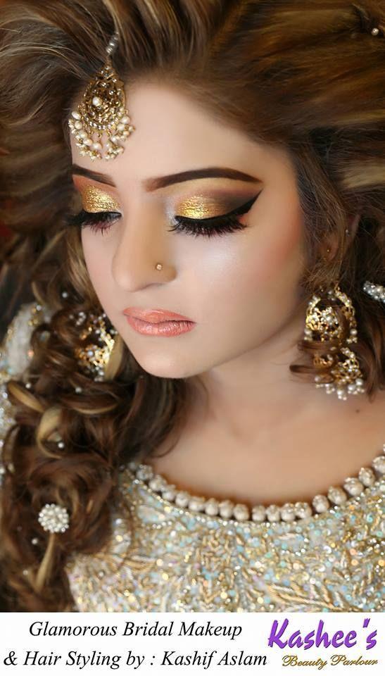 Kashee S Beauty Parlour Bridal Make Up Bridalhairstylebykashee