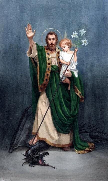 Pin de Maika #iMision em 1 SAN JOSE Y SU SAGRADA FAMILIA em 2020 | Imagens  católicas, Arte católica, Santos da igreja catolica