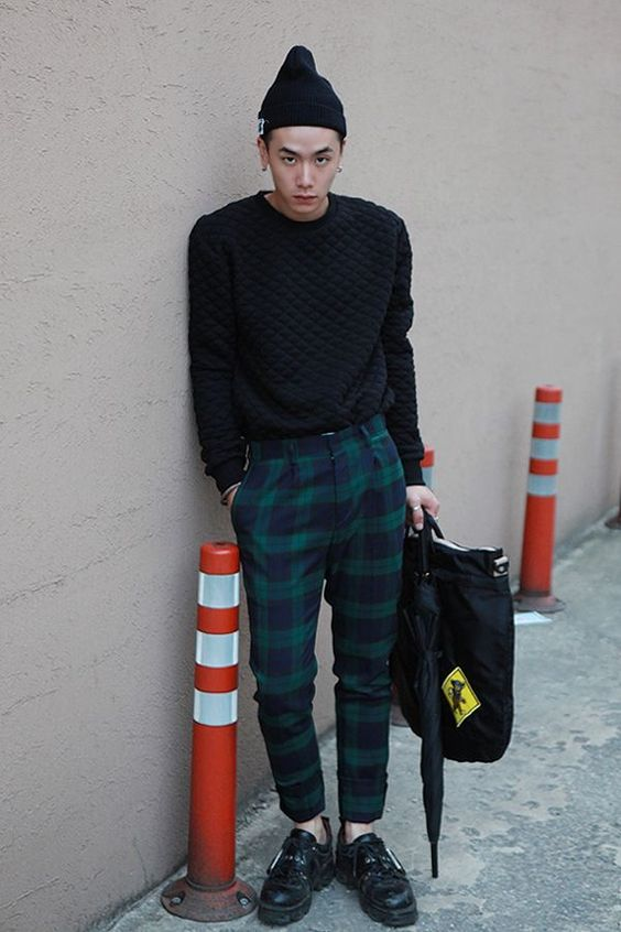 men's habito laboratorio - H O L I G A N - #fashion #mensfashion #streetstyle #seoul #casual #chic