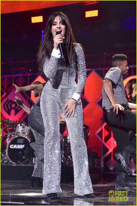 Camila Cabello, Jingle Ball, New York, December 2018