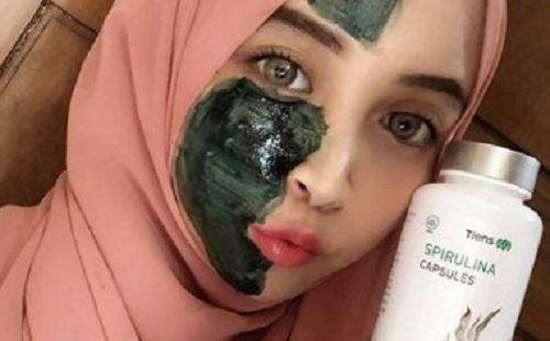 Campuran Masker Alami Memutihkan Wajah Dan Menghilangkan Jerawat