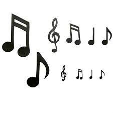 Résultats de recherche d'images pour «pochoir note de musique à imprimer»