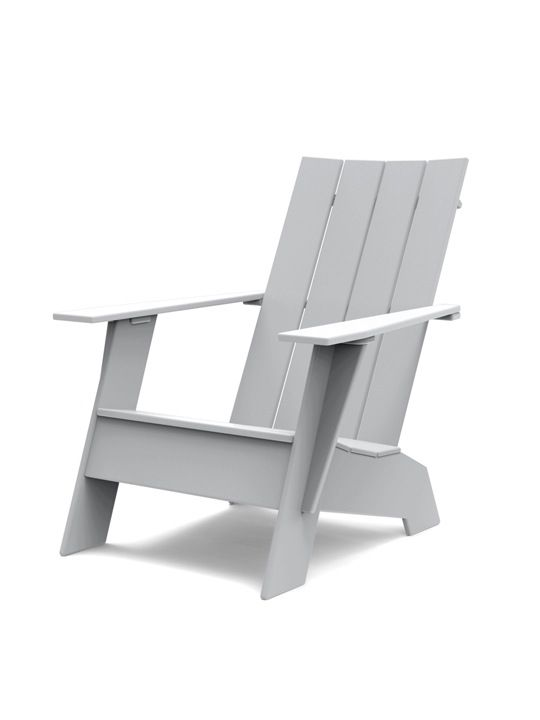 Loll Designs 100 Recycled Plastic Chair Mobilier Design
