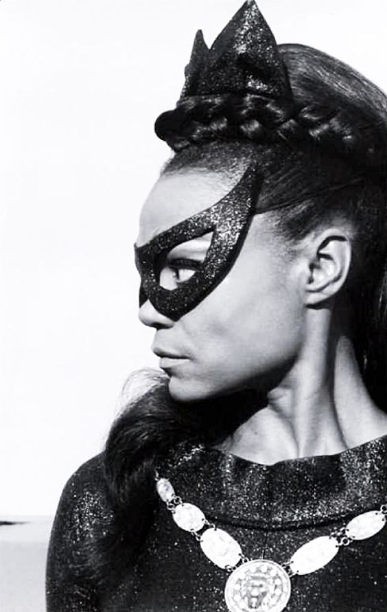 Eartha Kitt as Catwoman — Batman, Season 3 (1967-68, ABC)