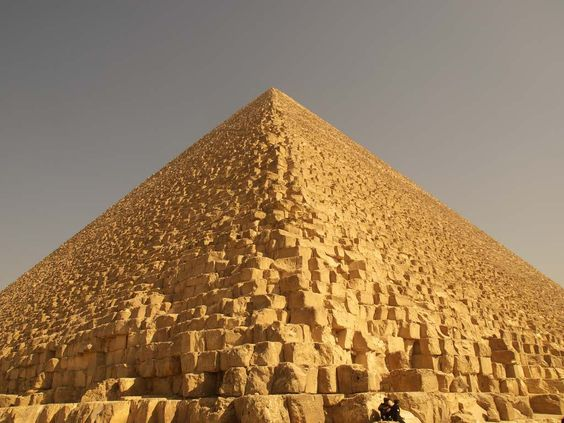 The Great Pyramid of Giza, the only surviving Ancient Wonder, is the largest of the three pyramids that make up the Giza Necropolis. 2.3 million blocks of stone, each weighing about the weight of a rhinoceros make this one of the most incredible & mysterious man-made accomplishments ever seen.