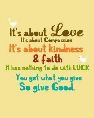 Give Good.