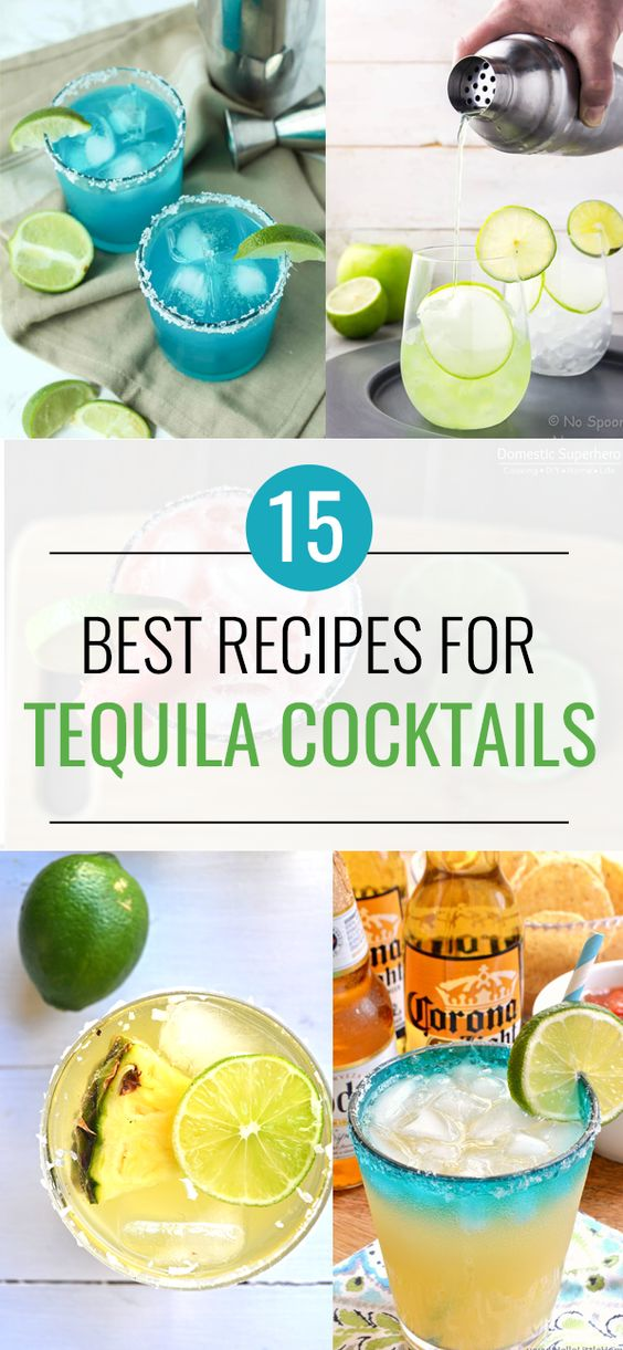 15 Best Tequila Cocktails To Try This Summer - Love and Marriage