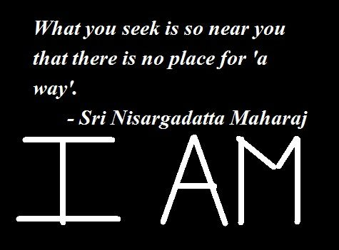 #Nisargadatta Maharaj