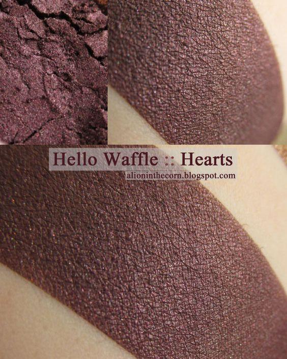 Hello Waffle Hearts