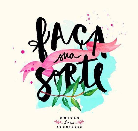 Lele Things | Por: Letícia Costa : Para se Inspirar: Coisas Boas Acontecem:
