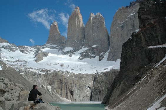Did a great hike to the Towers of Paine in Southern Chile - the weather was unusually beautiful and the view fantastic.  http://www.adventurecenter.com/tripcode?tripcode=aaa tomg@adventurecenter.com