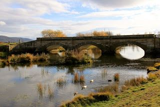 Iceland bridge - This one was completed in 1837 by 2 convict stone masons, who were granted pardons for their lovely stonemanship.