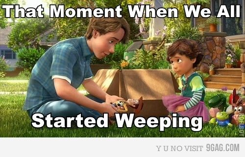 Toy Story 3 <3