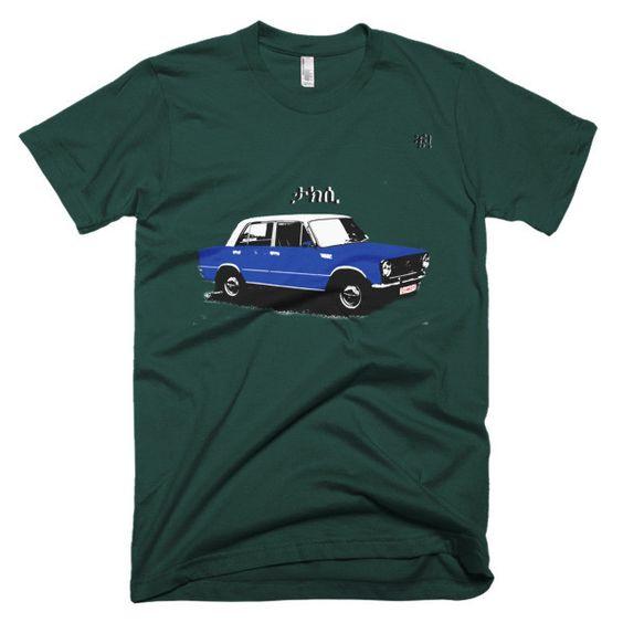 ቼ! Collection - Taxi - Short sleeve men's t-shirt