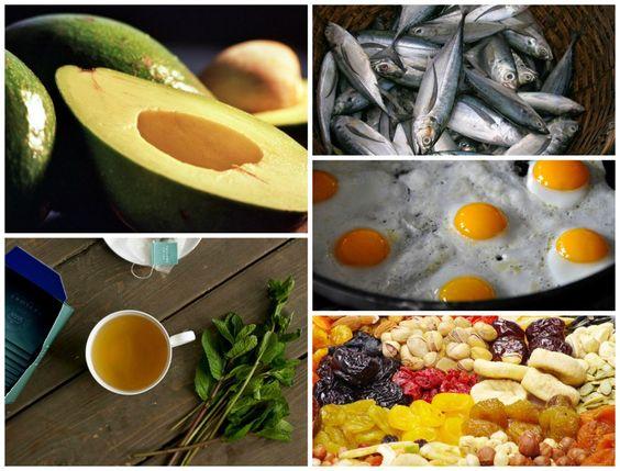 Alimentos que potenciam a concentração | SAPO Lifestyle