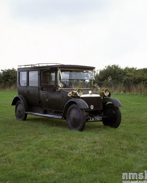 1913 Lanchester Motor Company Limited 38 hp Motor Car