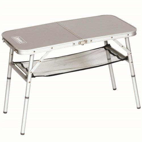 Coleman Campingmobel Mini Camp Table Einfaches Zusammenbauen