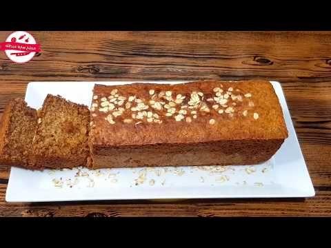 كيكة الشوفان الصحية الهشه للدايت Healthy Oat Cake Youtube Low Carb Cake Desserts Food