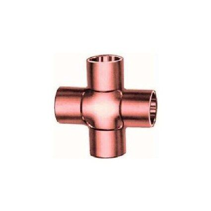 ELKHART PRODUCTS CORP COPPER FITTINGS 1/2 COPPER CROSS - Amazon.com