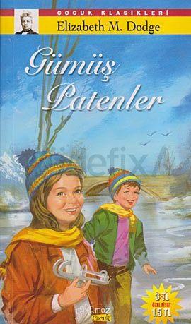 Gümüş Patenler - Elisabeth M. Dodge PDF e kitap indir