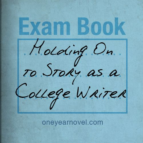 Studying writing in college has repeatedly made me question whether I love writing enough to finish—or even like writing anymore at all. I want to share why I've had such a difficult time and how to avoid the discouragement I faced.