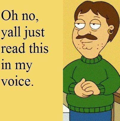 Family Guy.  Lol