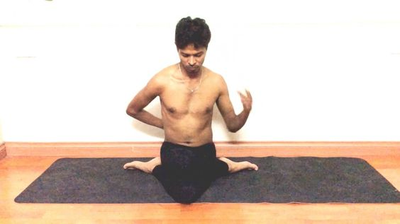 Lotus Pose, Dolasana, Cow Pose, Cat Pose, Dolphin Pose, Saturday #3