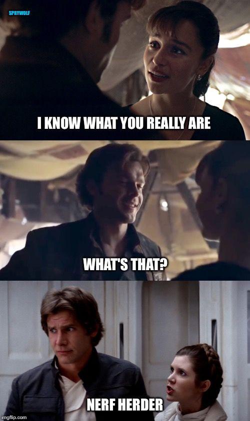 Pin On Star Wars Memes Jokes