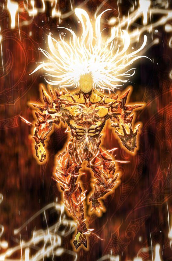 Maori Mythology: Futuristic Maori Sun God By Maui-Studios