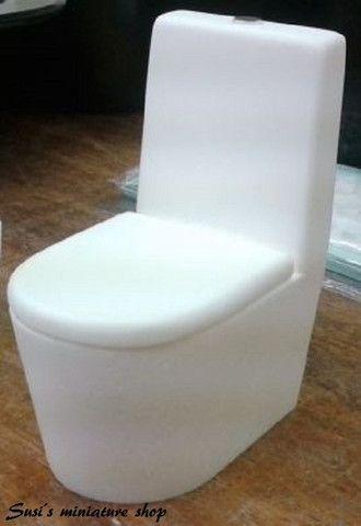 1/12 dollshouse miniature  modern bathroom items