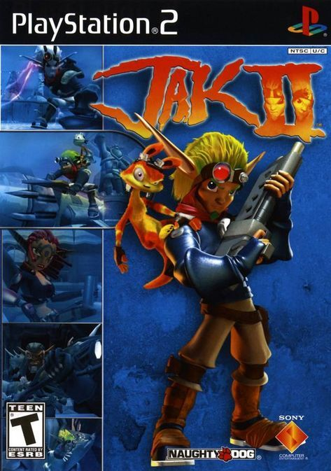 Jak Ii Ps2 Iso Download Portalroms Com Juegos Retro Descarga Juegos Juegos
