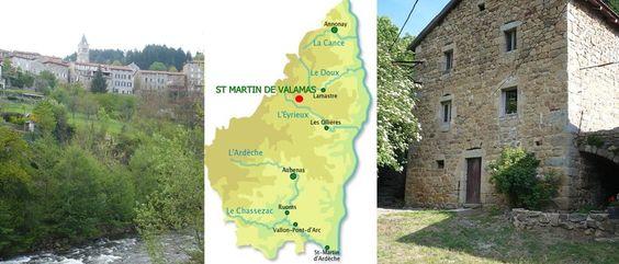 LA FERME EN PHOTOS - Gite Ardèche verte la Ferme de Valamas
