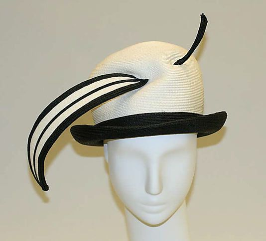 Hats from the Met: 1965-67